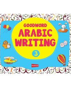 Goodword Arabic Writing Book 3