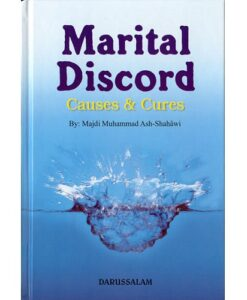 Marital Discord Causes and Cures