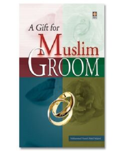 A Gift For Muslim Groom Hardcover
