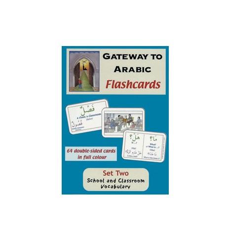 Gateway to Arabic Set Two Flashcards