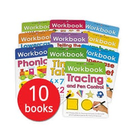 HAND-PICKED FAVOURITES For over 25 years, we have used our knowledge of what you like to hand-pick 1,000s of your favourite books and offer them to you at unbelievable prices Wipe-Clean Workbook Collection - 10 Books (Collection)