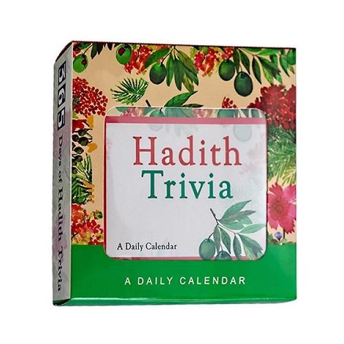 Hadith Trivia: Desktop Calendar