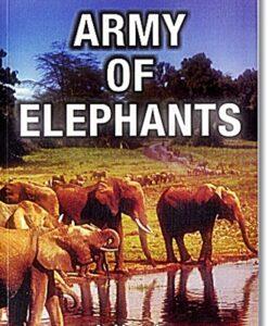 Army of elephants by A. Husain