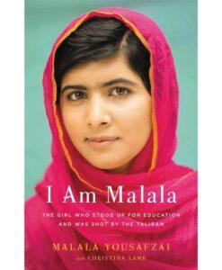 I Am Malala by Malala Yousafzai and Christina Lamb (Hardcover)