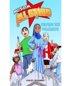 The Muslim All-Stars: Helping the Polonsky's