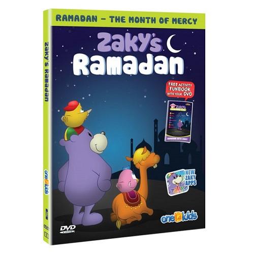 Zaky's Ramadan DVD