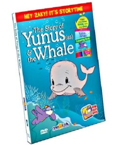 Zaky & Friends-the Story of Yunus & the Whale DVD