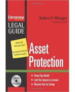 Asset Protection (Entrepreneur Magazine's Legal Guide) 1st Edition