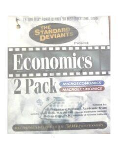 Economics 2 pack MicroEconomics & MacroEconomics