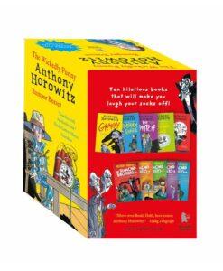 The Wickedly Funny Anthony Horowitz Bumper Box Set
