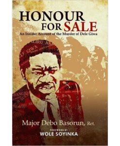 Honour For Sale Paperback