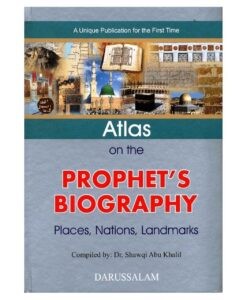 Atlas on the Prophets Biography (Places Nations Landmarks)