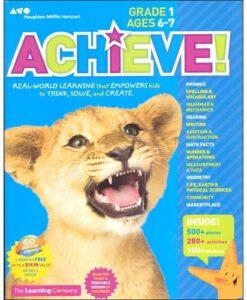 Achieve! Grade 1