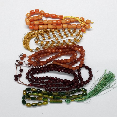 Assortments Prayer Tasbih/Beads in Counts of 33 N1,500 each