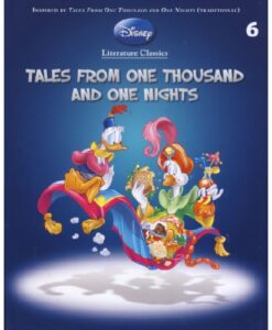 Tales from One Thousand and One Nights (Disney Literature Classics)
