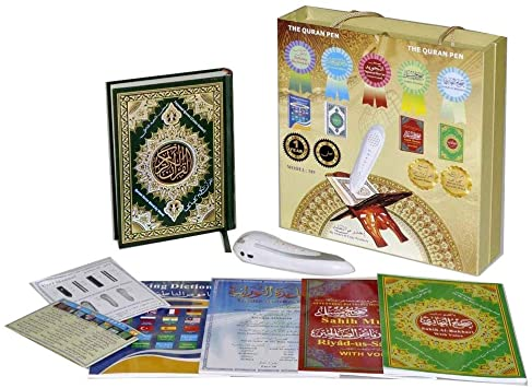 Digital Quran with Reading Pen M9 (5 Book inside)