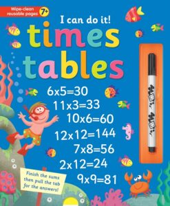 I Can Do It: Times Tables By Barry Green (Illustrator), Nat Lambert (Author)