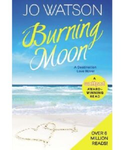 Burning Moon By Jo Watson (Goodreads Author)