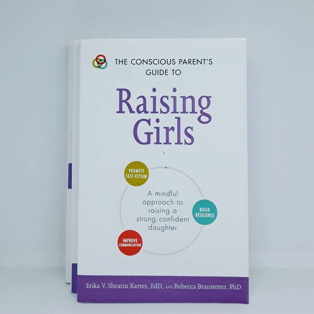 conscious parent guide's to Raising girls