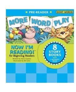 Now I'm Reading! Pre-Reader: More Word Play