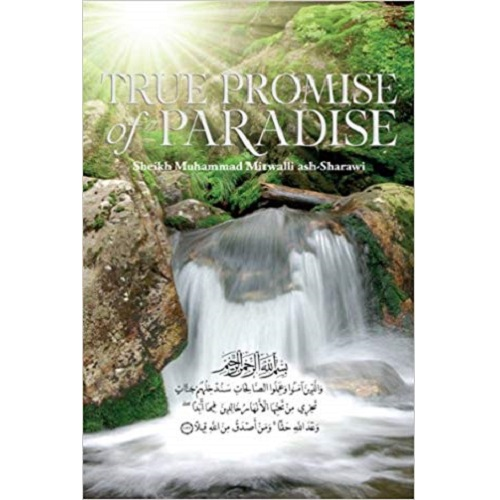 True Promise Of Paradise Paperback – 2012
