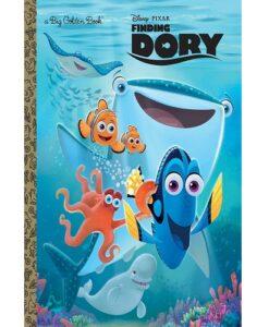 Finding Dory Big Golden Book (Disney/Pixar Finding Dory)
