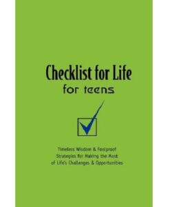 Checklist for Life for Teens by Nelson Books
