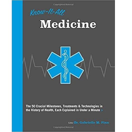 Know It All Medicine By Gabrielle M. Finn