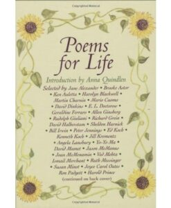 Poems for Life by Anna Quindlen