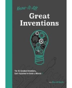 Know It All Great Inventions by David Boyle