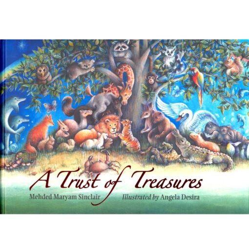 A Trust of Treasures by Mehded Maryam Sinclair