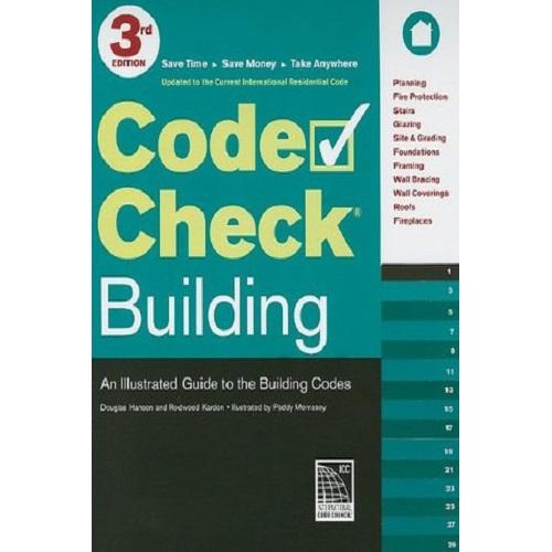 Code Check Building by Douglas Hansen