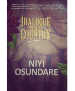 Dialogue With My Country By Niyi Osundare