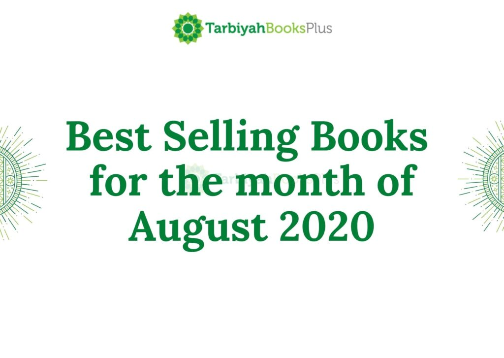 Best Selling Books for the Month of August 2020