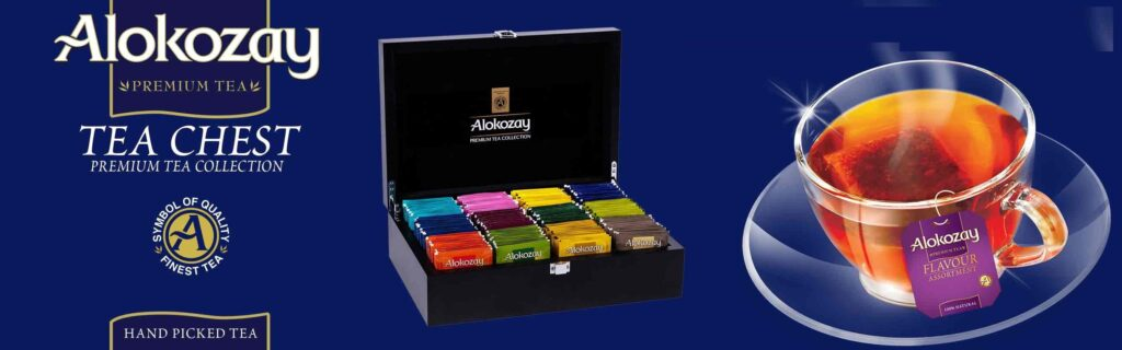 Collection of Alokozay Premium Tea