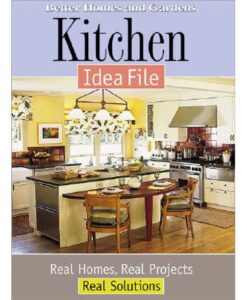 Kitchen Idea File: Real Homes, Real Projects & Real Solutions