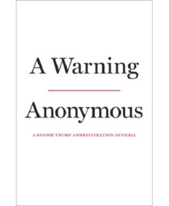 A Warning by Anonymous