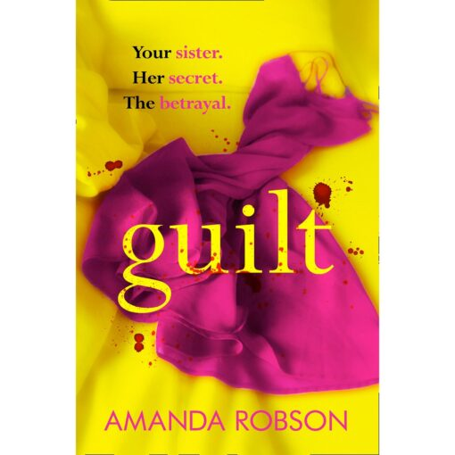 Guilt by Amanda Robson