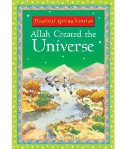 Allah Created the Universe By Saniyasnain Khan