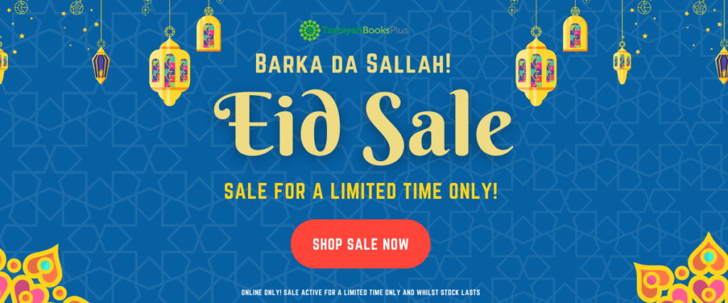 Tarbiyah Books Plus Eid Sale