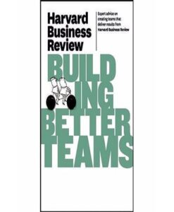 HBR Building better teams