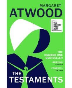 The testament paperback