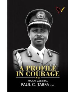 A PROFILE IN COURAGE