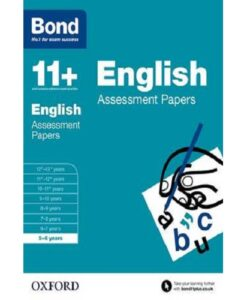 English Assessment Papers 5-6 years
