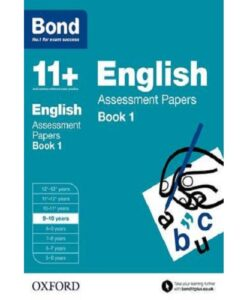 English Assessment papers 9-10