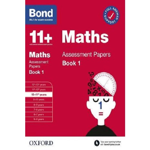 Maths Assessment Papers 10-11