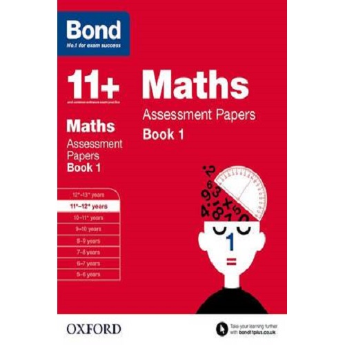 Maths: Assessment Papers: 11+-12+ years Book 1