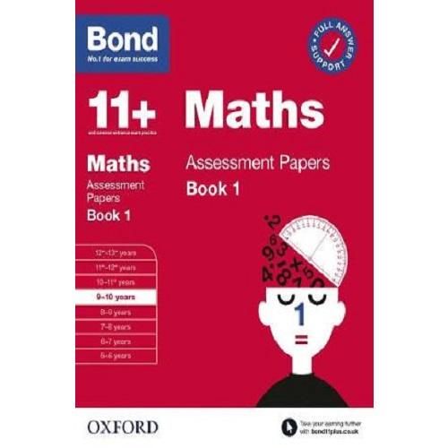 Bond 11+ Maths Assessment Papers 9-10 yrs